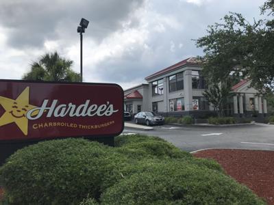 Hardee's Spring Street Charleston