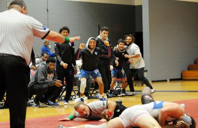 Patriots takedown the Swamp Foxes