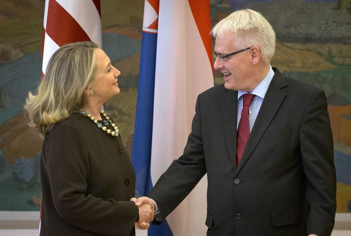 Clinton Seeks Fundamental Changes in American Foreign Policy