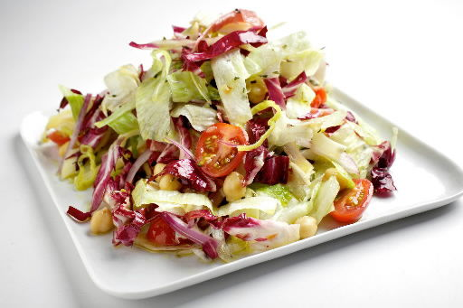 Chef offers best chopped salad