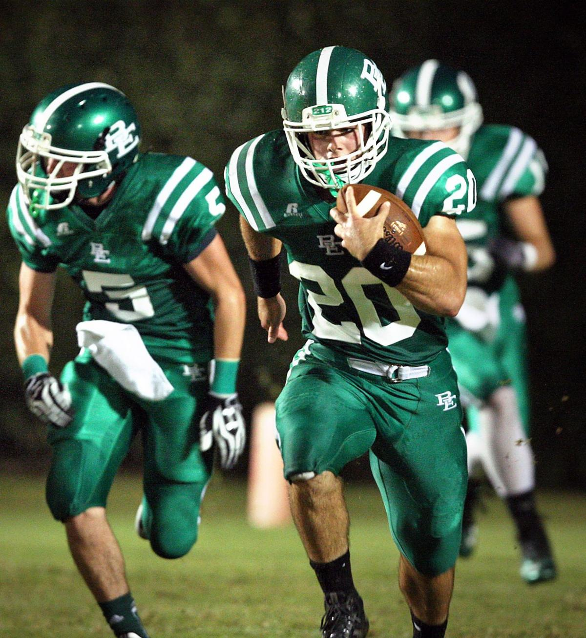 Prep Zone blog covered Friday night high school football