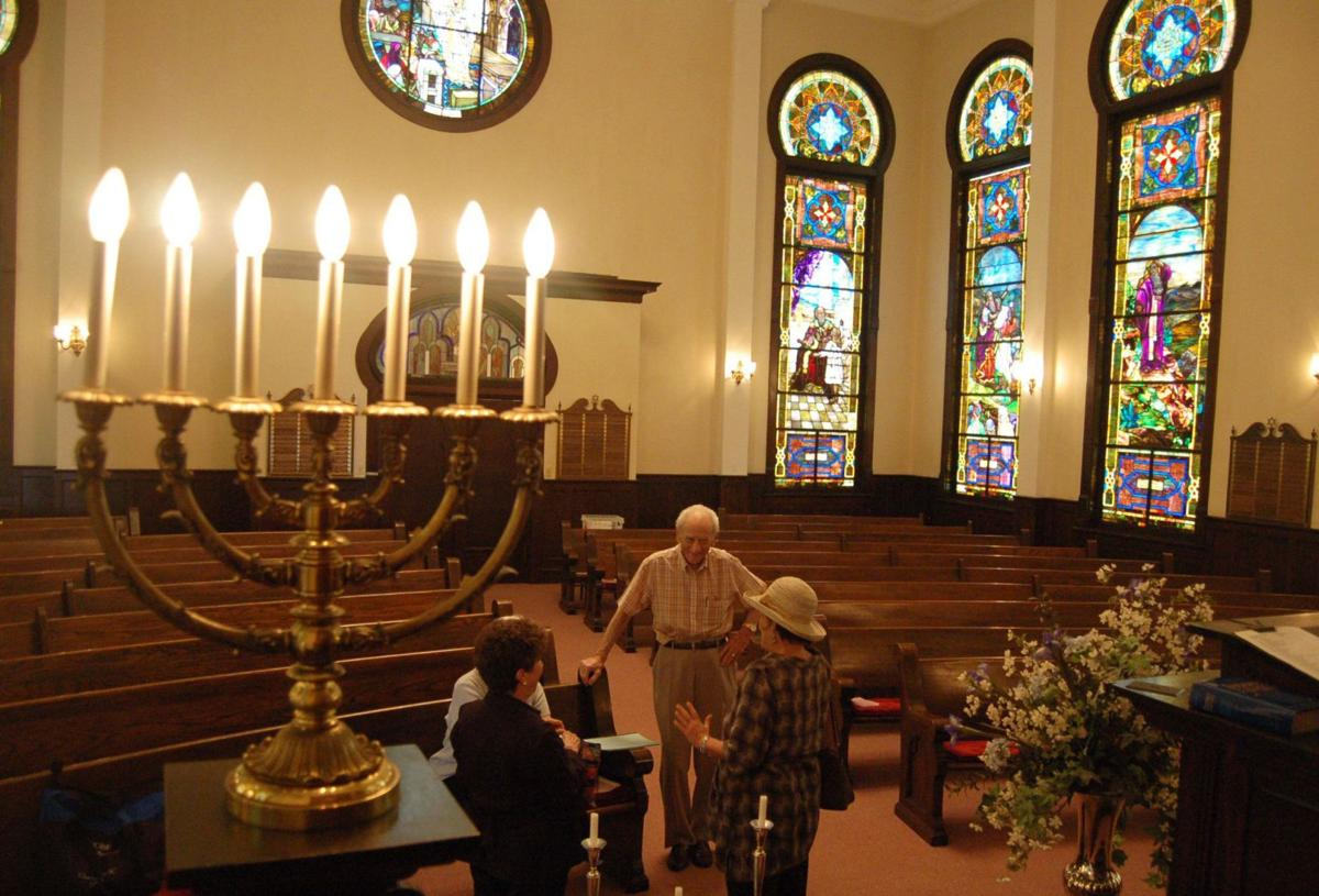 Rural Jews see decline in South Sumter synagogue to close, Walterboro hangs on