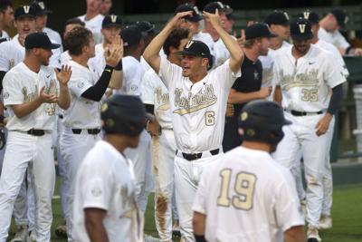 NCAA Baseball: NCAA Regionals - Vanderbilt vs Clemson