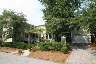 58 Hopetown Road — Finely appointed house for lease in I'On well-suited for executive