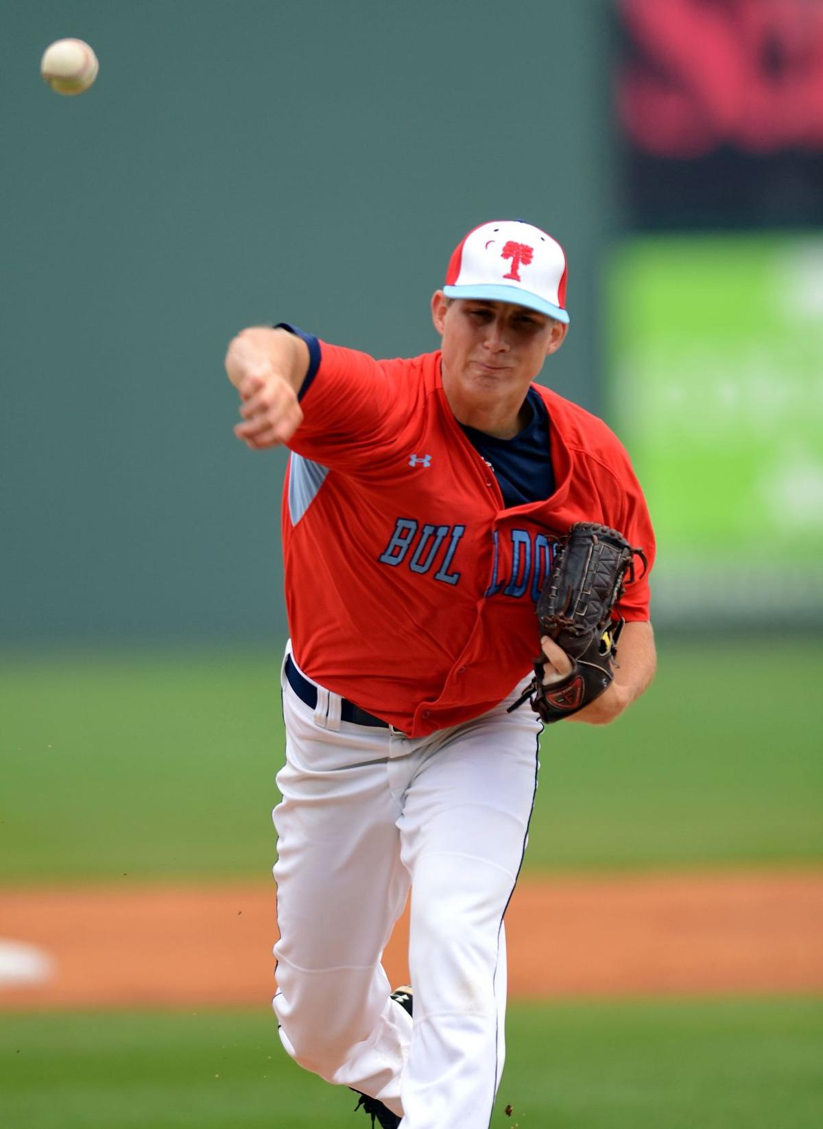 Dogs' Pritcher named SoCon pitcher of year