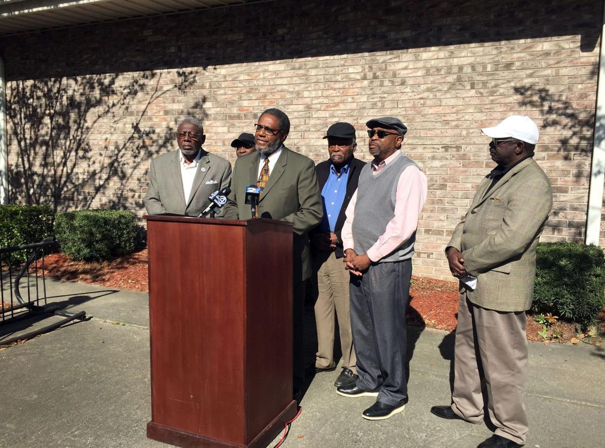 Black men plan to speak to gangs Community leaders to address violence in N. Charleston