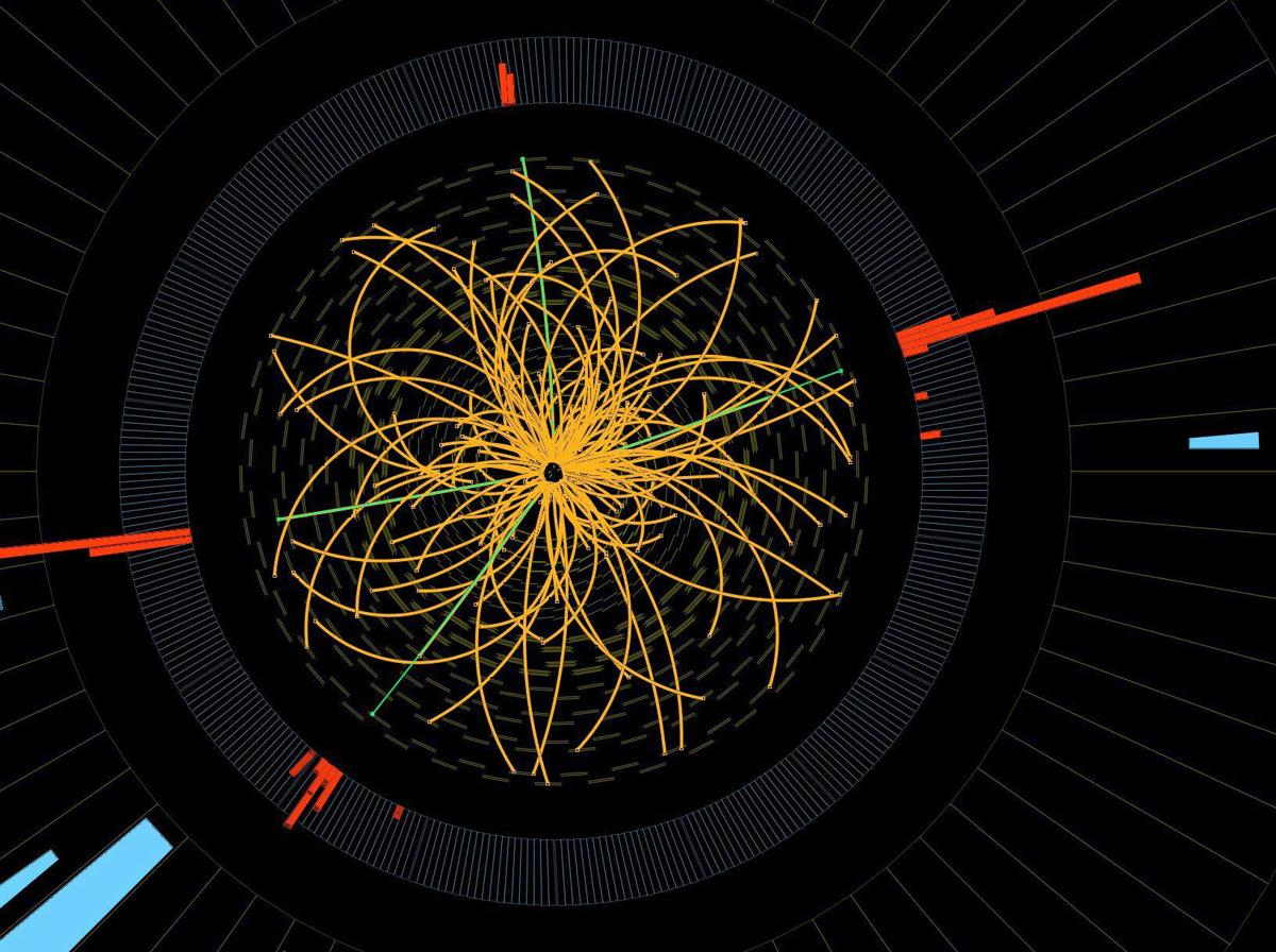 Massive proton collider is a great big hit after all