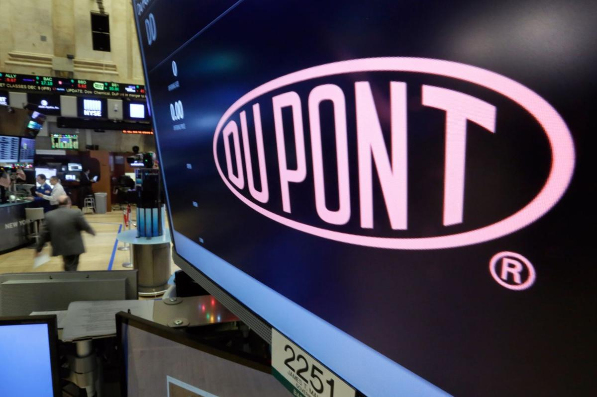 DuPont, Dow soar on merger reports