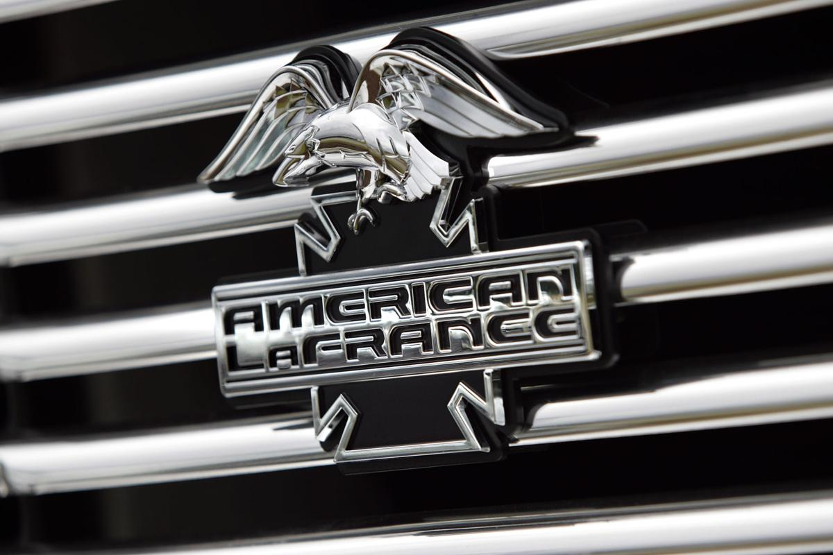 American LaFrance equipment to be auctioned