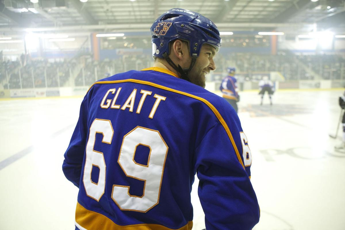 'Goon' shoots and scores