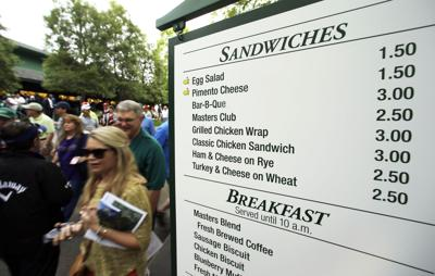Masters Best Traditions Golf