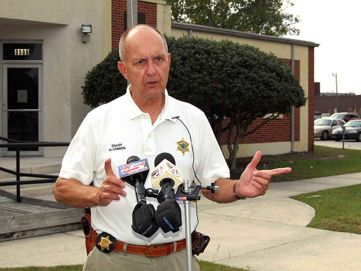 Charleston County Sheriff Al Cannon under fire after controversial chase, high-profile unsolved cases