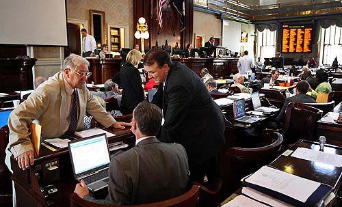 Most of Sanford's vetoes overridden