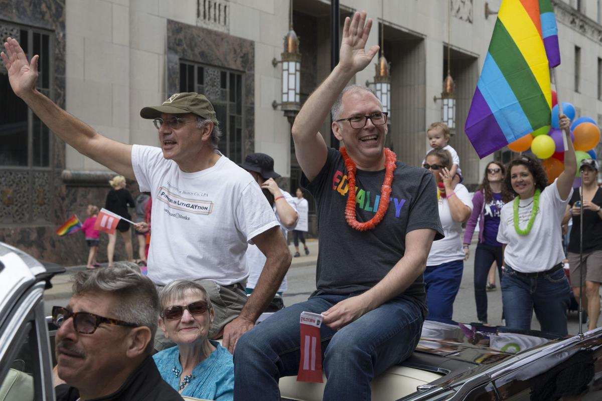 Same-sex marriage 'routine' in South Carolina a year after U.S. Supreme  Court