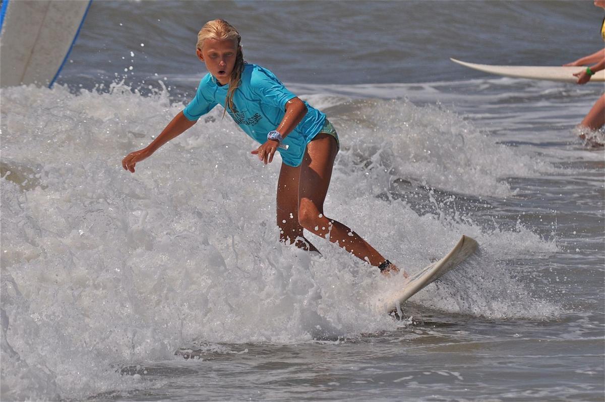 Folly Beach Wahine Classic results