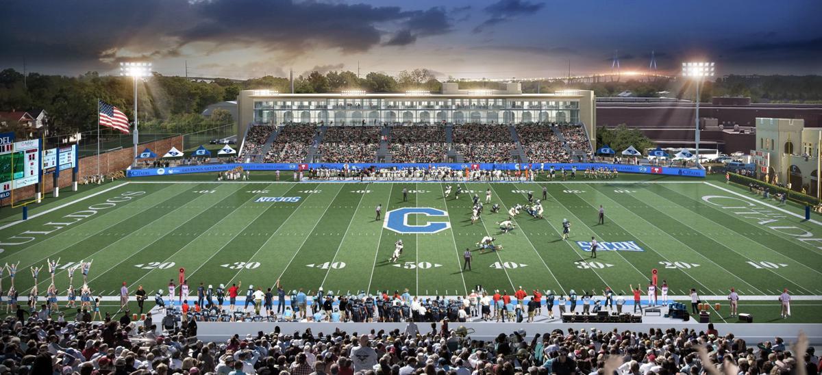 The Citadel Johnson Hagood Stadium