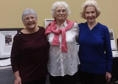 Library hosts Holocaust Remembrance Day