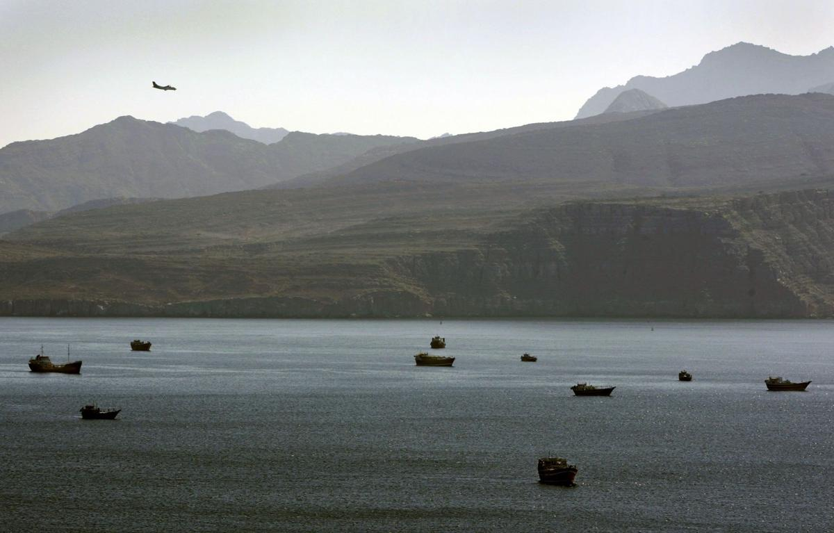 America shouldn't let Iran get away with seizing cargo ship