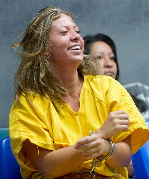 Fugitive says she 'deserved to get shot'