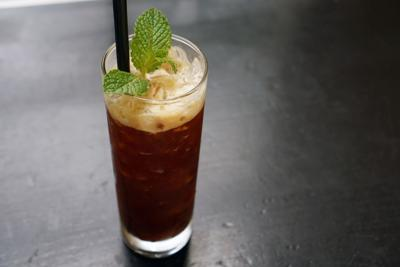 Black Julep at Black Tap Coffee