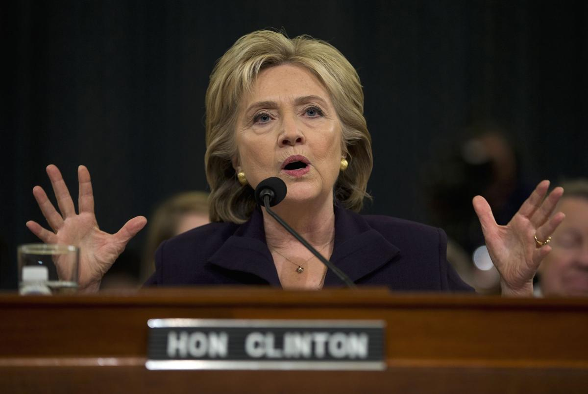 Facing GOP queries, Clinton seeks to close book on Benghazi Benghazi takes stage with Clinton testimony
