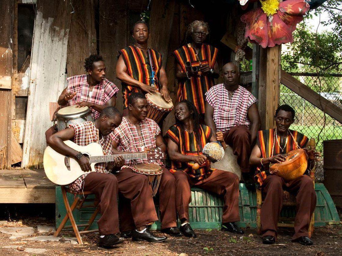 Music Scene: Sierra Leone's Refugee All Stars, Blitzen Trapper