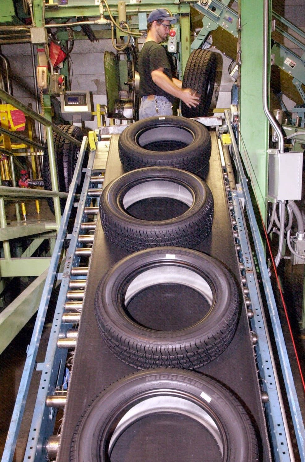 State a big wheel in tire world