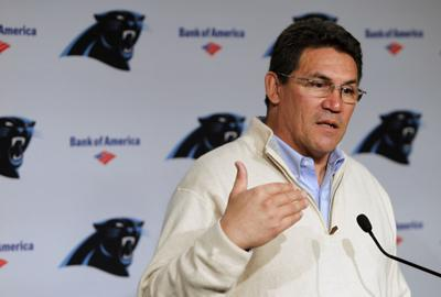 Panthers give Rivera 3-year extension