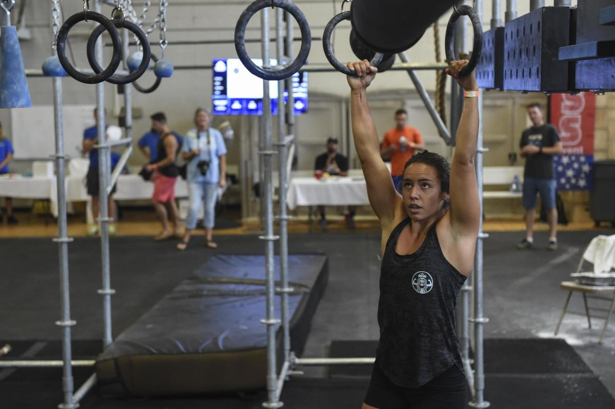 Airmen From Joint Base Charleston Competing In Alpha