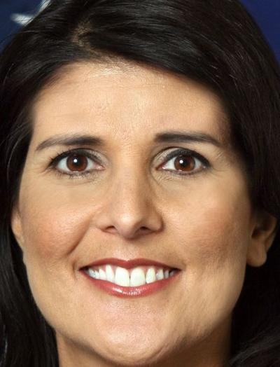 Haley repays state forplane use
