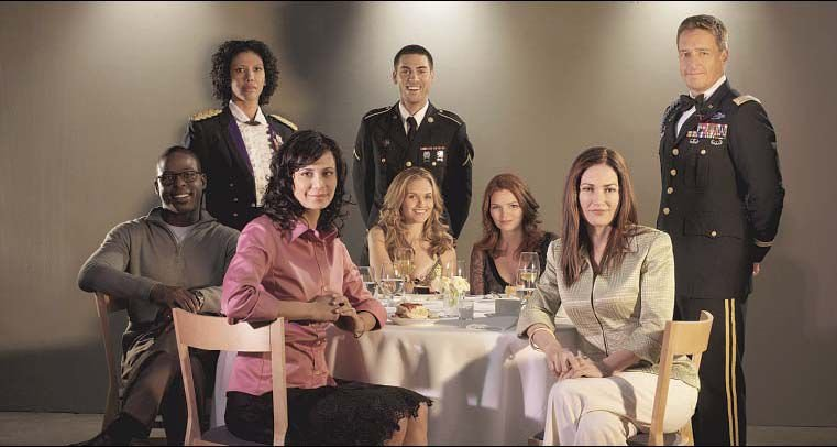 'Army Wives' not 'Desperate' but does harbor secret