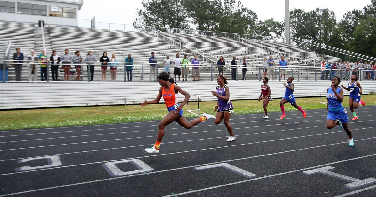 Fort Dorchester's Quinn, James Island's Stanley shine at state qualifying track meets