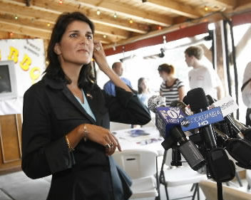 Haley's time fundraising for Lexington Medical Center raises questions