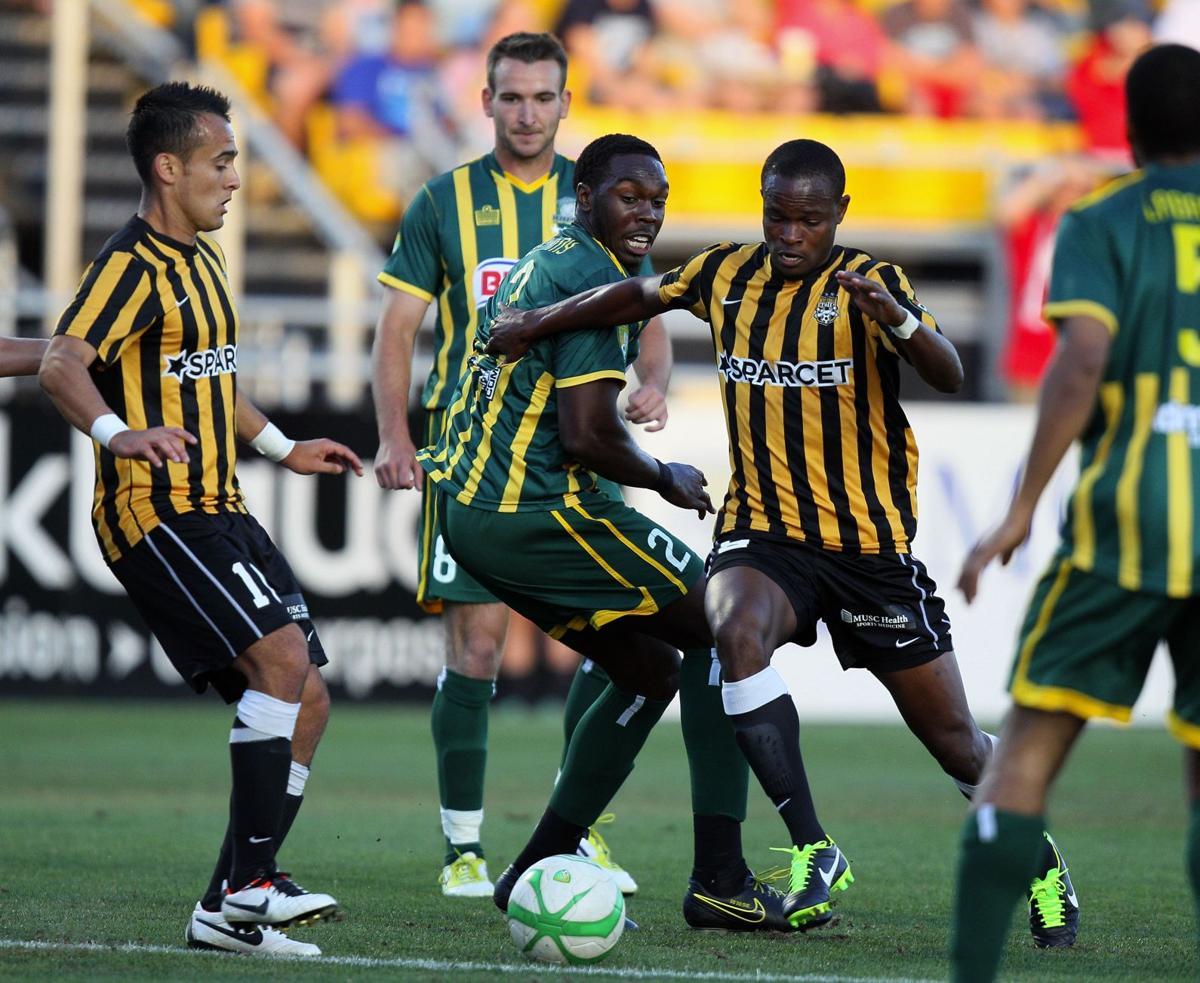 Charleston Battery, Rochester Rhinos play to scoreless tie