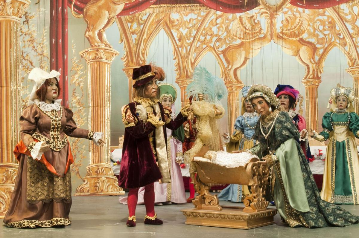 A plethora of puppetry