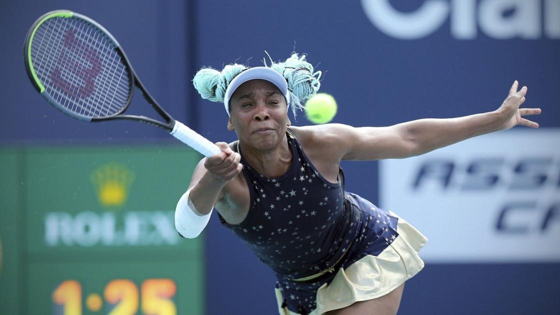 Tennis legend Venus Williams withdraws from Volvo Car Open