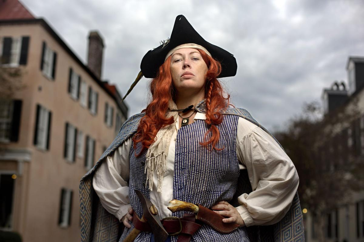 The true and false stories of Anne Bonny, pirate woman of