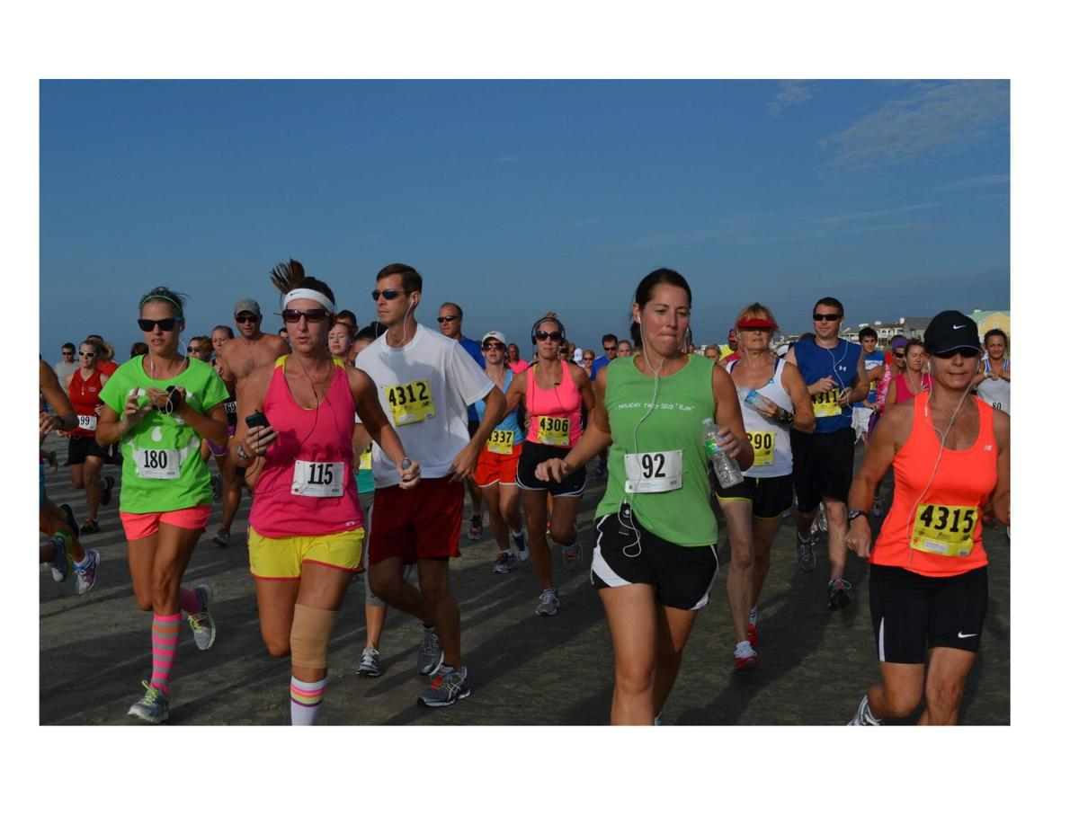 IOP Beach Run adapts with the tides