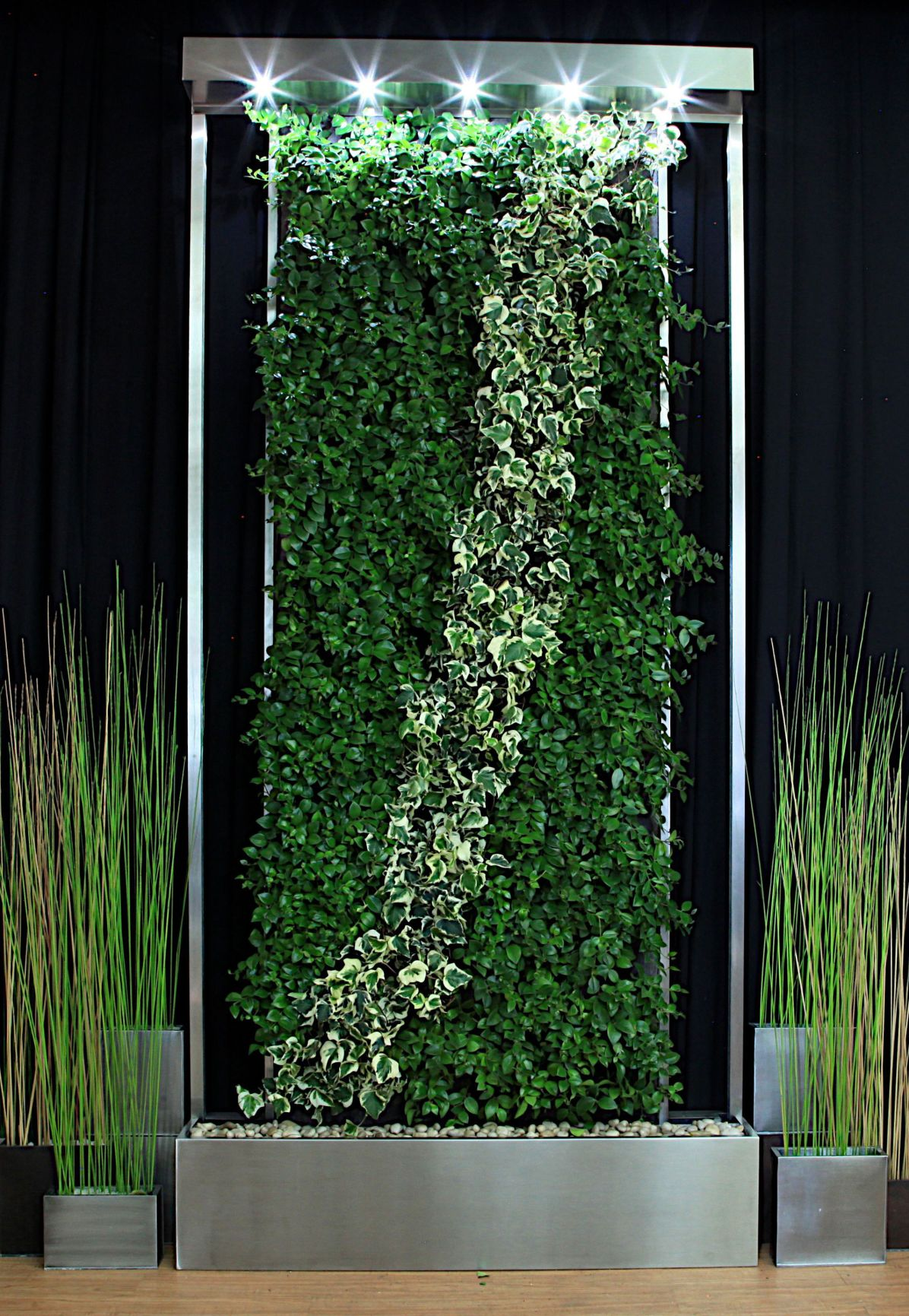 Living walls offer touch of nature