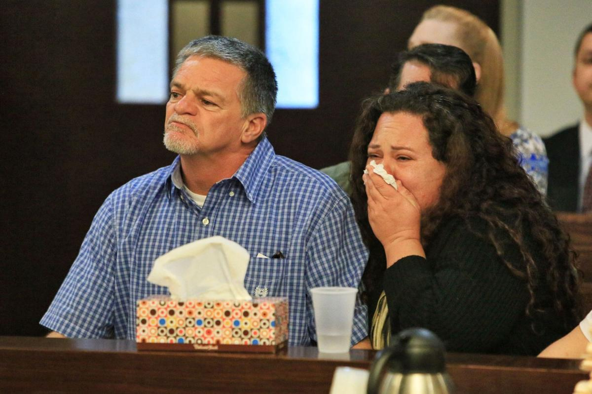 Redman hearing: 'It was very difficult' Grieving family determined stoplight murder suspect stays in jail