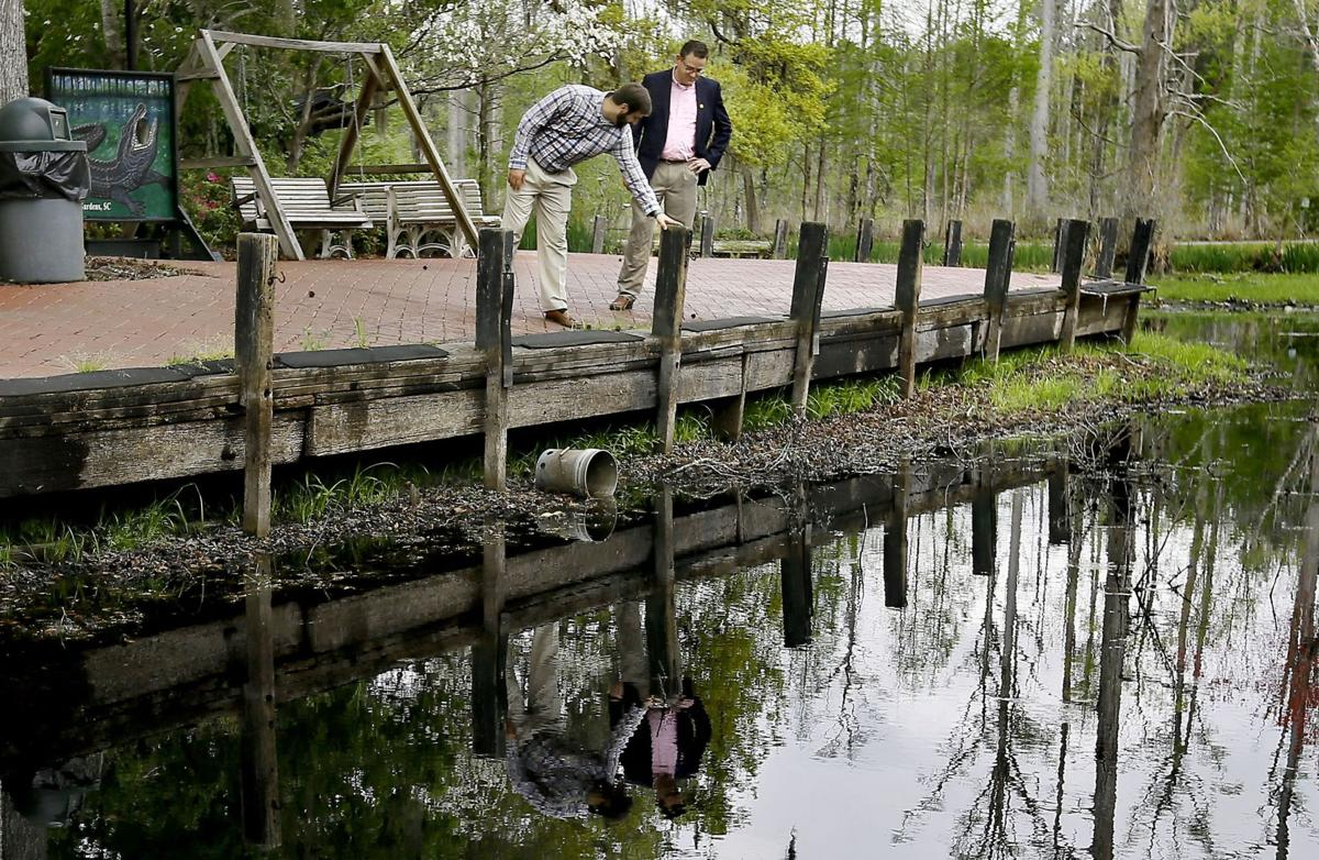 Cypress Gardens not ready for guests 6 months after flood, has plans to partially reopen this summer