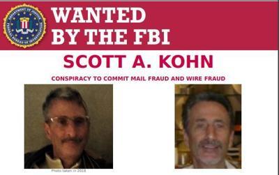 Scott Kohn wanted poster