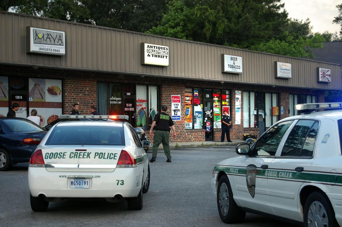 Police say man tried robbery, shot clerk
