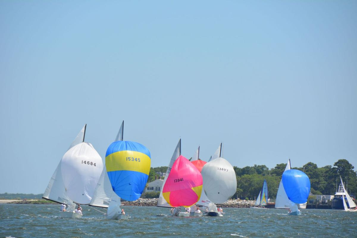 Oetgen, Miller repeat as top sailors in James Island Yacht Club Regatta