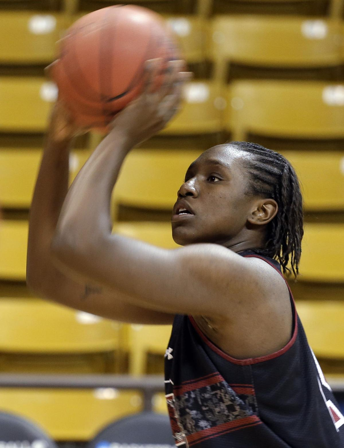 South Carolina's Aleighsa Welch named to academic team