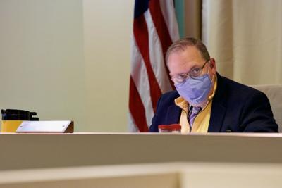 Mayor Rick Osbon, ACC Meeting