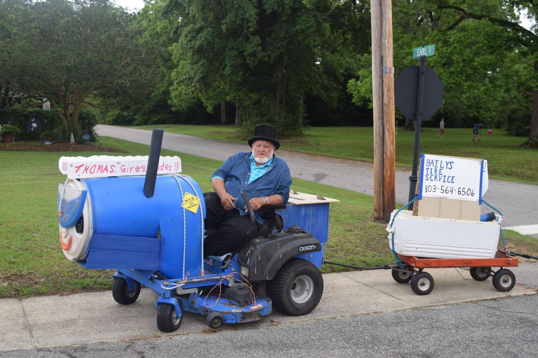 Wagener Hosts Annual Wagons To Wagener Parade Festival News Postandcourier Com