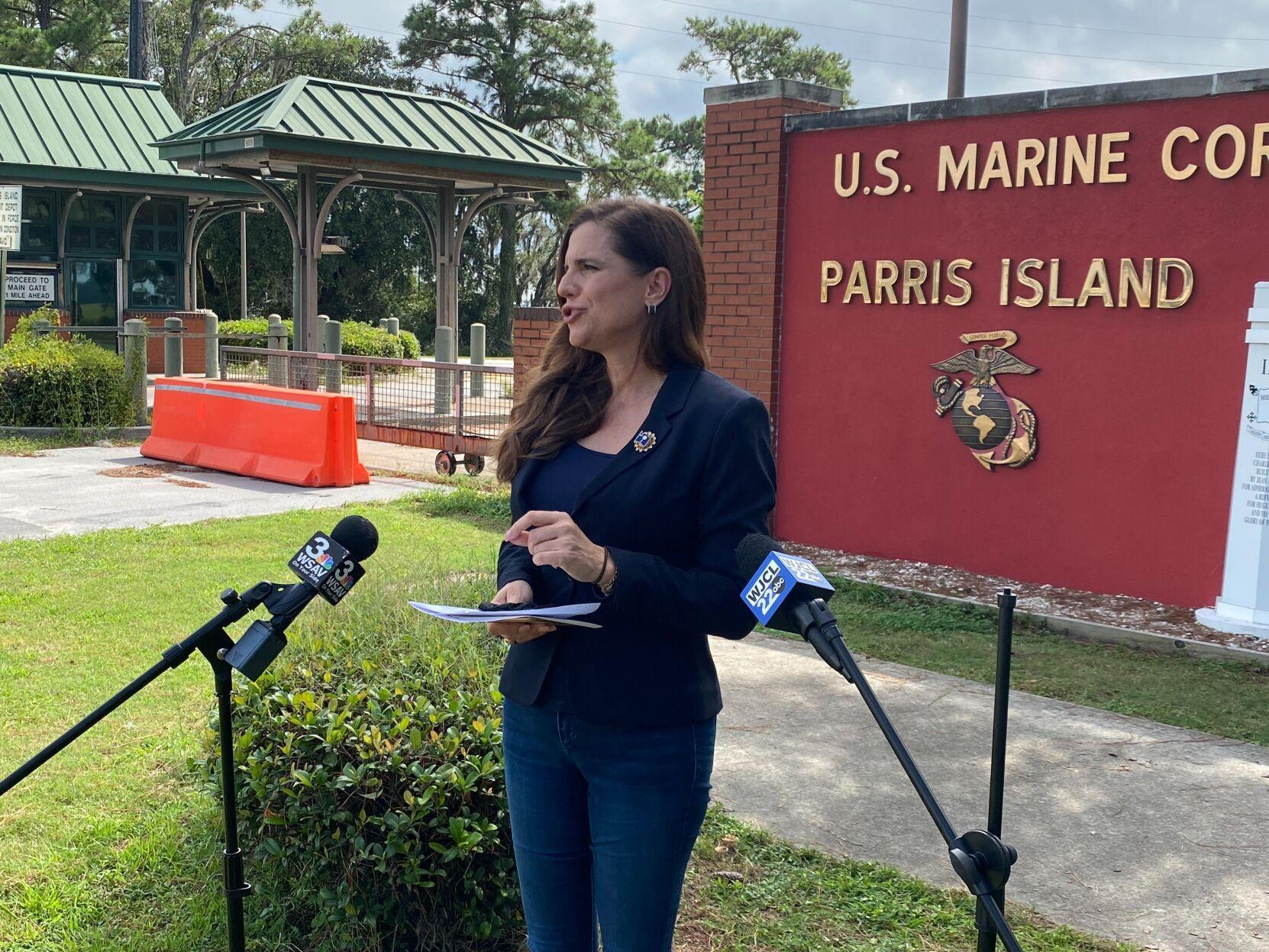 POST AND COURIER – Former Marine Corps officials ask for Mace's Parris Island claims to be 'toned down'