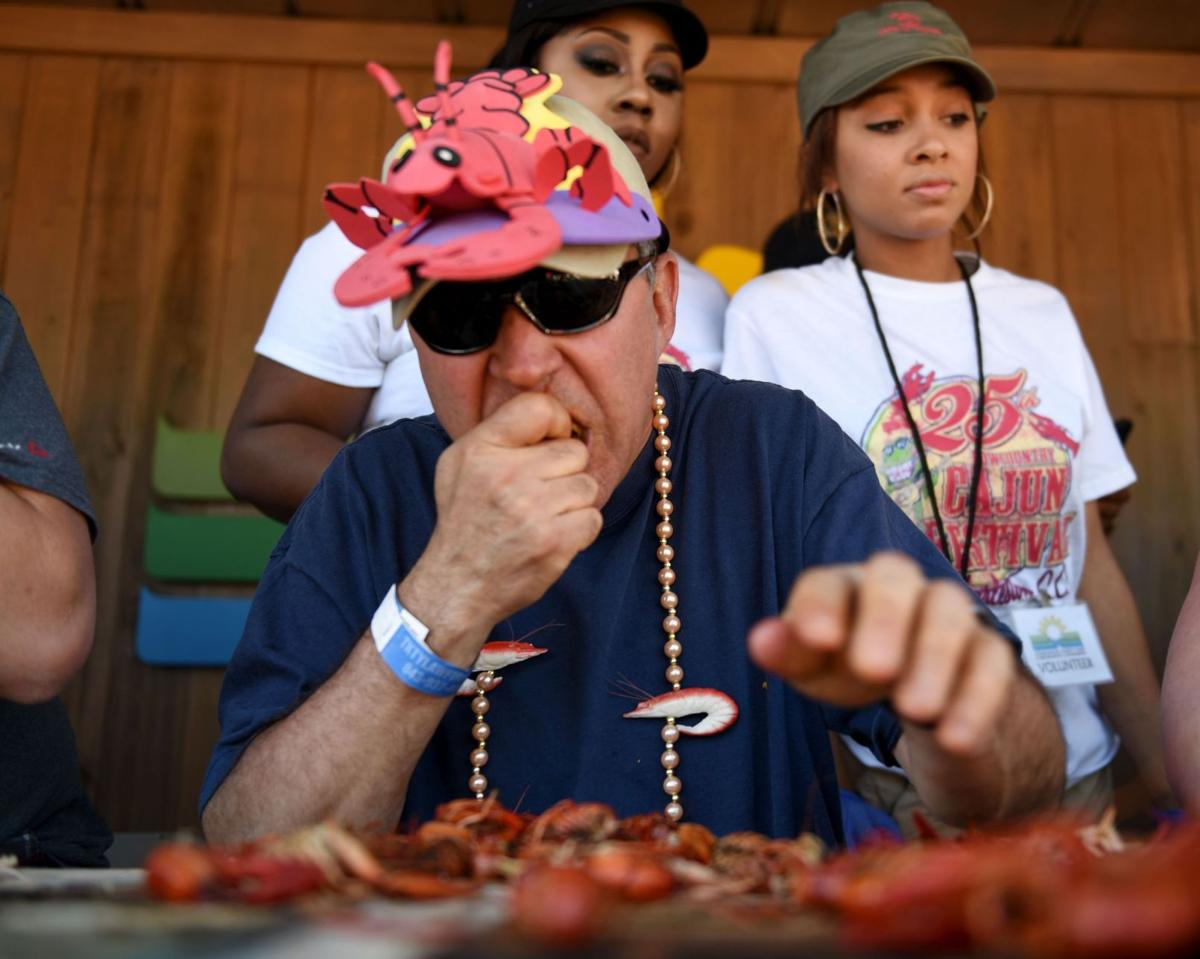 Crawfish and crowds mark Lowcountry Cajun Festival