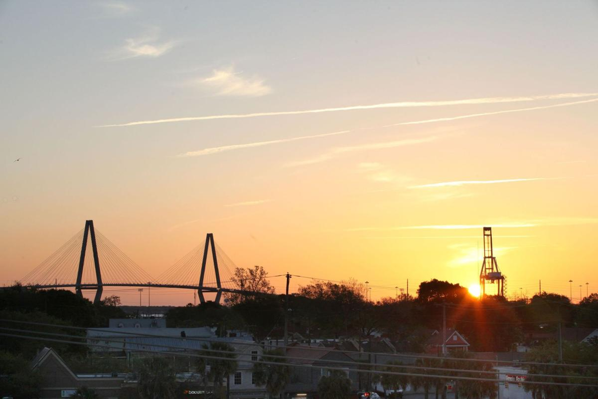 After tranquil Easter, rising temperatures bring storminess to Charleston area